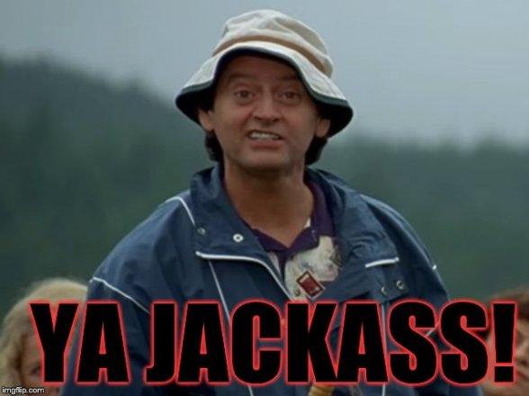 ya jackass