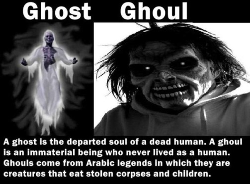 ghost ghoul